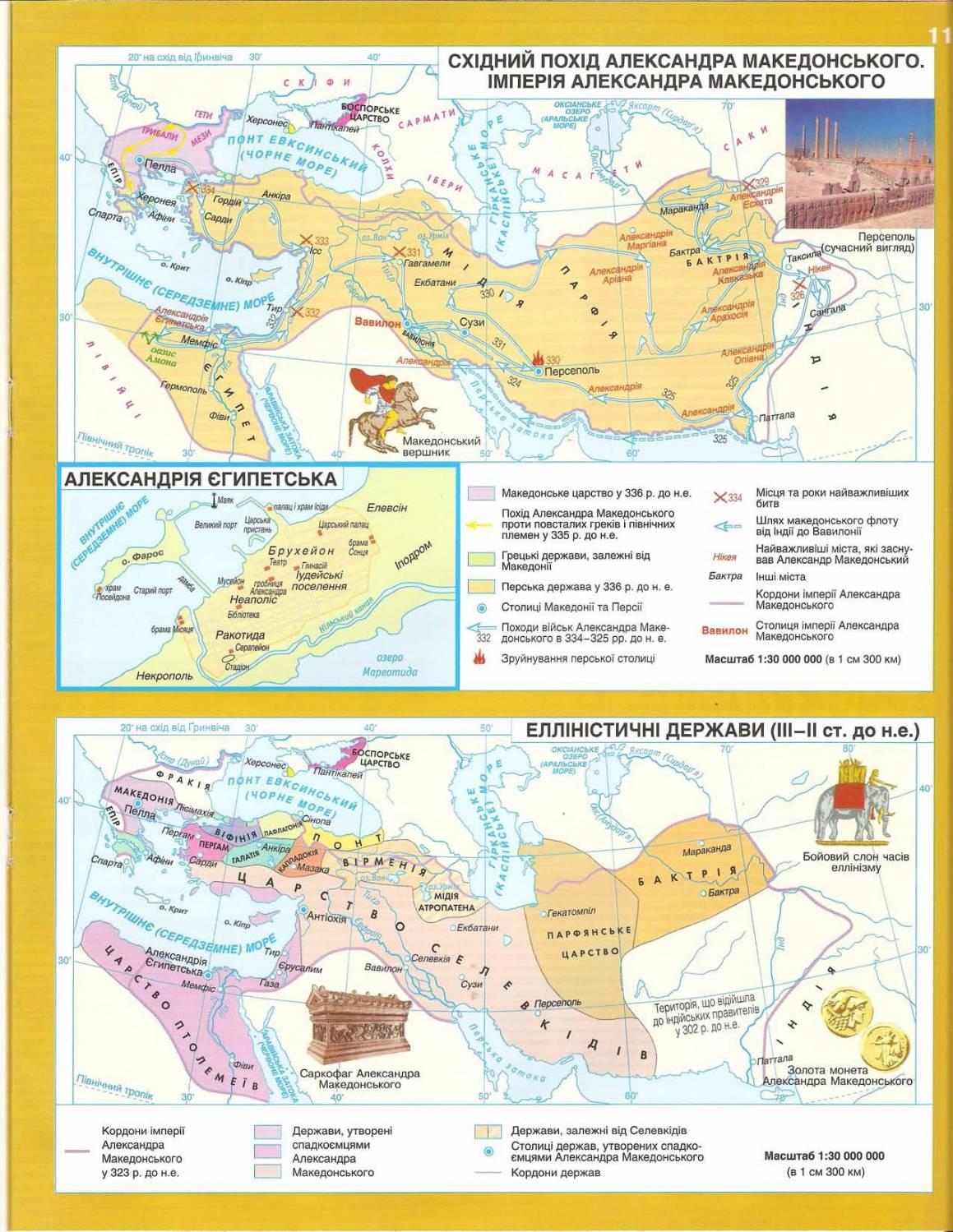 Історія держави стародавнього світу